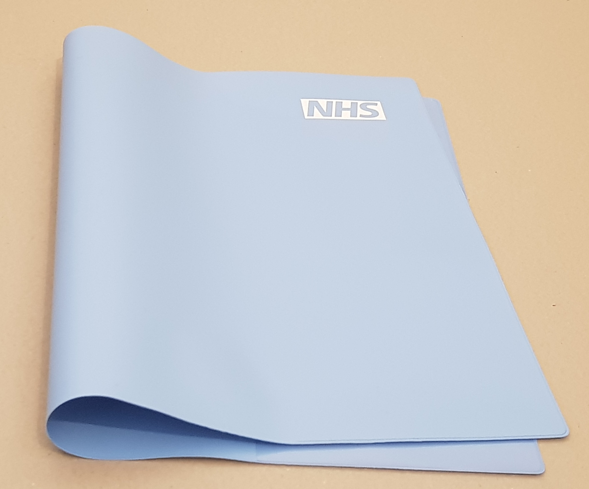 A4 NHS Dairy cover